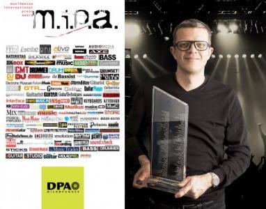 A DPA rangos MIPA díjat nyert