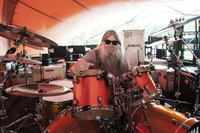 A DPA meggyőzte a Metallica Big Mickjét, hogy mikrofonjai rockra is jók