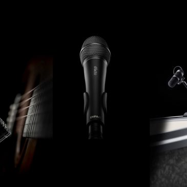 Színpadi mikrofon vagy stúdiómikrofon