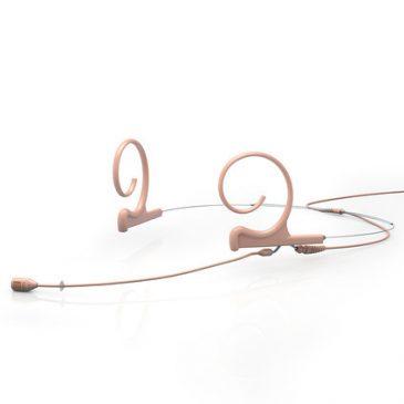 A DPA bemutatta a d:fine 66 és 88 miniatűr headset mikrofonjait