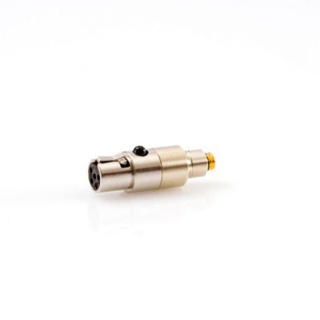 Adapter Lectrosonics LM, SM, UM sorozatú (Low DC mikrofons) zsebadókhoz