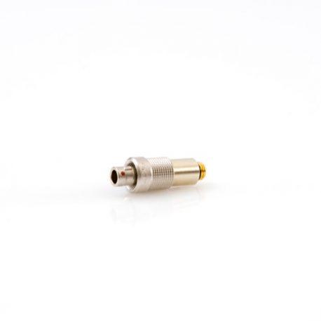 Adapter Sennheiser SK 50/250/3063/5012 zsebadókhoz