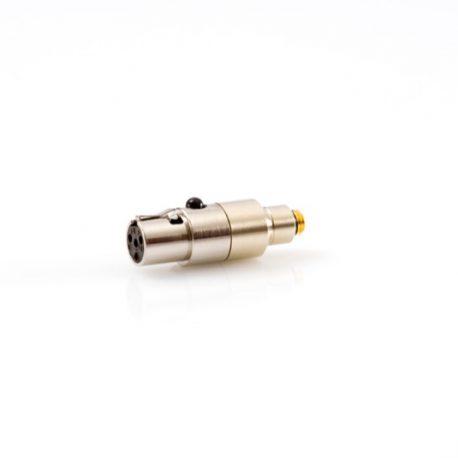 Adapter Beyerdyn. OPUS 300/500/800/900, Mipro ACT-707T/TE/TM/TS/MT103/303/801/808 zsebadókhoz