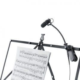 d:vote 4099 hangszermikrofon szett csipesszel