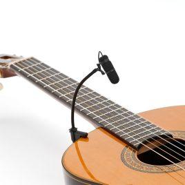 d:vote 4099 hangszermikrofon szett gitárra
