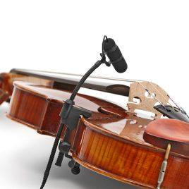 d:vote 4099 hangszermikrofon szett hegedűre
