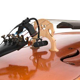 d:vote 4099 hangszermikrofon szett csellóra