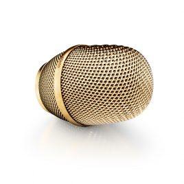 d:facto™ mikrofon kosár, arany kivitelű