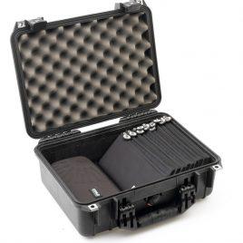 d:vote Rock Touring Kit, 10 hangszermikrofon és felüggesztés, Hi SPL