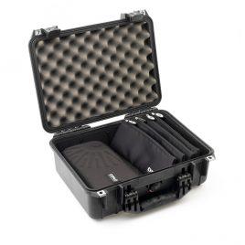 d:vote 4099 Classic Touring Kit, 4 hangszermikrofon és felüggesztés, Normal SPL
