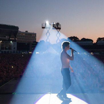Lukas Graham turnéfelszerelésének középpontjában DPA mikrofonok találhatók