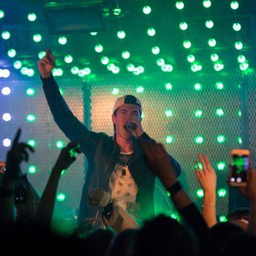 A Timeflies európai turnéjában DPA mikrofonok feleltek a dinamikus énekhangért!