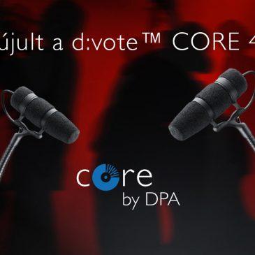 A forradalmi CORE by DPA technológia