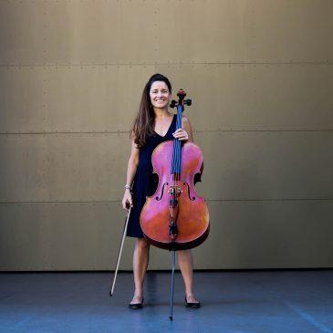 Új csúcsokra jutott Mai Bloomfield csellista a Grammy-díjas Jason Mrazzal közös turnéján